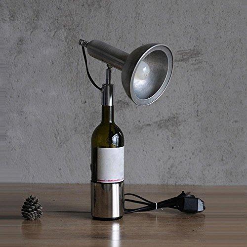 DMMSS Led Table Lamp Body Adjustable Bottle Desk Children Eye Protection Learning (Desk Lamp Light Purple Body)