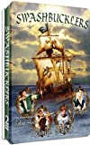 Swashbucklers - 2 DVD Set in Embossed Tin! Robin Hood, William Tell, The Buccaneers and Sir Lancelot!