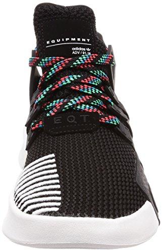 Adidas Mannen Eqt Koesteren Adv Fitness Schoenen, Zwart Zwart (negbas / Negbas / Versub 000)