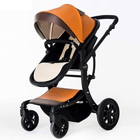 Opinión sobre Cochecito de bebé, Cochecito Compacto de Alta Vista, Paraguas Plegable Ligero, Cochecito de bebé para niños