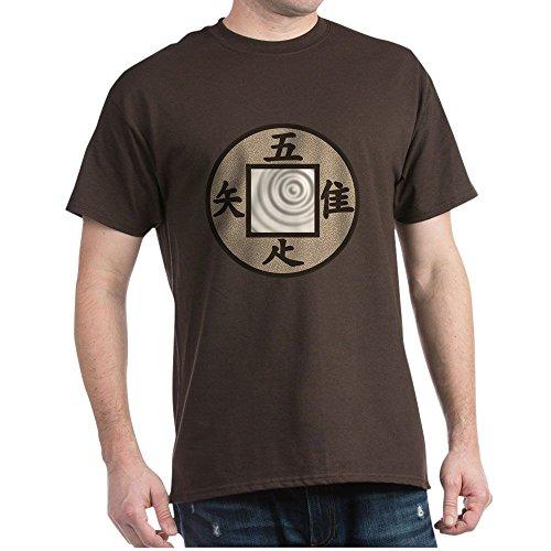 Ryoanji Kyoto Temple Japan (CafePress Tsukubai - 100% Cotton T-Shirt)