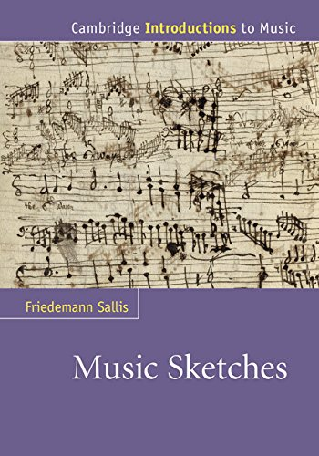 Music Sketches (Cambridge Introductions to Music) ebook