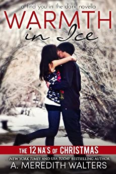 Warmth in Ice (A Find You in the Dark novella) (Find You in the Dark series) by [Walters, A. Meredith, The 12 NA's of Christmas]