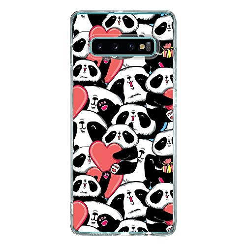 Capa Personalizada Samsung Galaxy S10+ G975 - Love - LV21