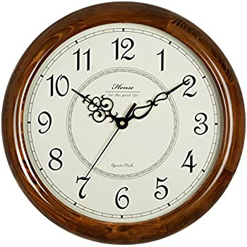 Amazon Com Seiko Qxa597alh Japanese Quartz Wall Clock