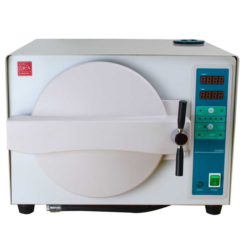 Ocean 18L Autoclave Vacuum Steam Mini For Lab Euipment Use