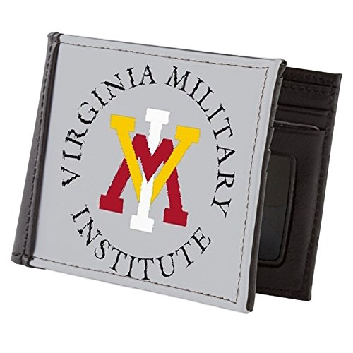 - CafePress - Virginia Military Institute - Mens Wallet, Bi-fold Wallet, Billfold Money Holder