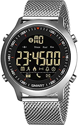 Reloj Inteligente Smart Watch Reloj Digital, para Hombre ...