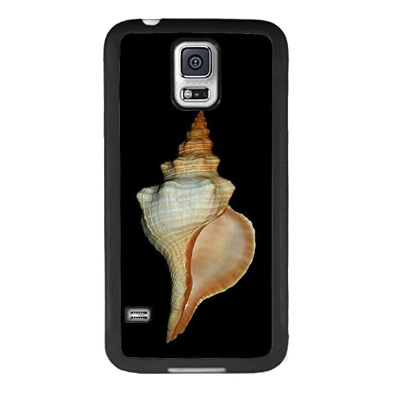 new product b60f9 953ca Amazon.com: Samsung Galaxy S5 Conch Phone Case ChyFS Diztronic Full ...