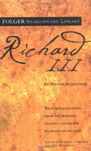 Read Online By William Shakespeare - Richard III (6.1.2004) pdf epub