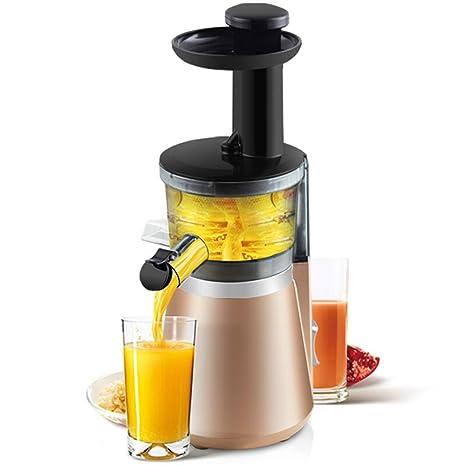 Yxx max Exprimidor Máquina de Jugo eléctrico doméstico Recargable Máquina de Fruta y verdura de Fruta