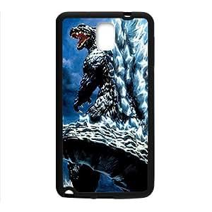 Wonderful Godzilla Cell Phone Case for Samsung Galaxy Note3 by runtopwell