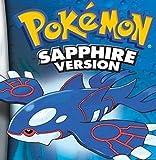 Pokemon Sapphire (English Worldwide Edition) Brand New!