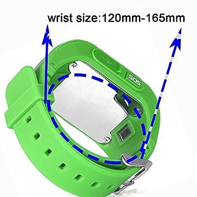 Amazon.com: GBD GPS Tracker Smart Watch for Kids with Sim ...