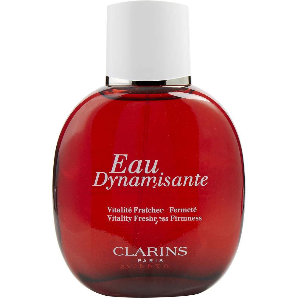 Clarins by Clarins Eau Dynamisante Treatment Fragrance Spray--100ml/3.4oz for WOMEN ---(Package Of 3)