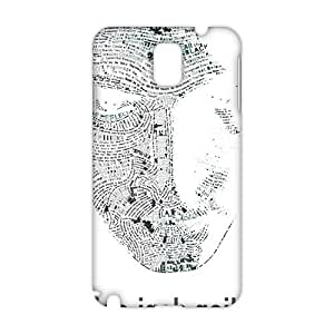 Cool-benz Nine inch nails man face 3D Phone Case for Samsung Galaxy s5