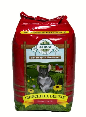 Chinchilla Deluxe Fortified Food, My Pet Supplies