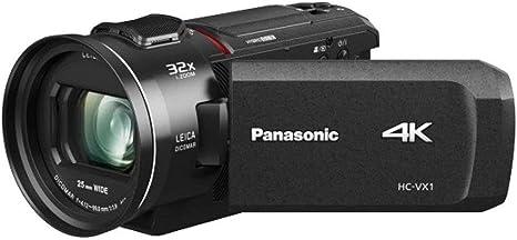 Panasonic HC-VX1 - Videocámara Semi-Profesional de 24x, O.I.S ...