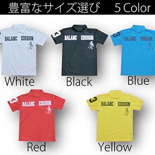 水玉カラフルポロシャツ/S~5Lドクロポロシャツ【メンズ】【ゴルフウェア】大きいサイズ/golf/限定/お洒落/