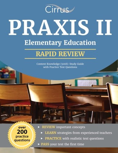 Praxis Ii Elementary Education Content Knowledge 5018 Study Guide