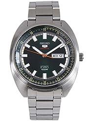 SEIKO 5 Turtle Sports 100M Watch Green Dial SRPB13K1