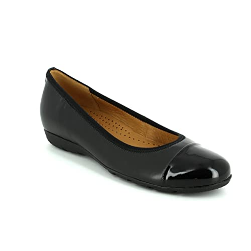 GABOR Gabor Womens Shoe Franklin 74.161 Black 5.5 PbMwN