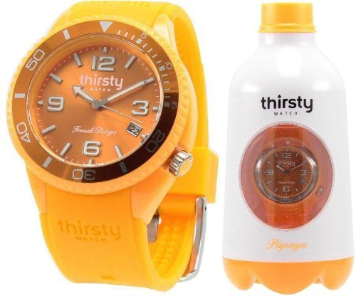 Thirsty watch FRUIT JUICE COLLECTION Papaya 5952 0004