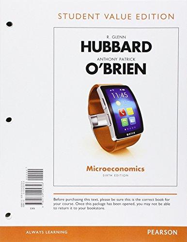 Microeconomics (Loose)