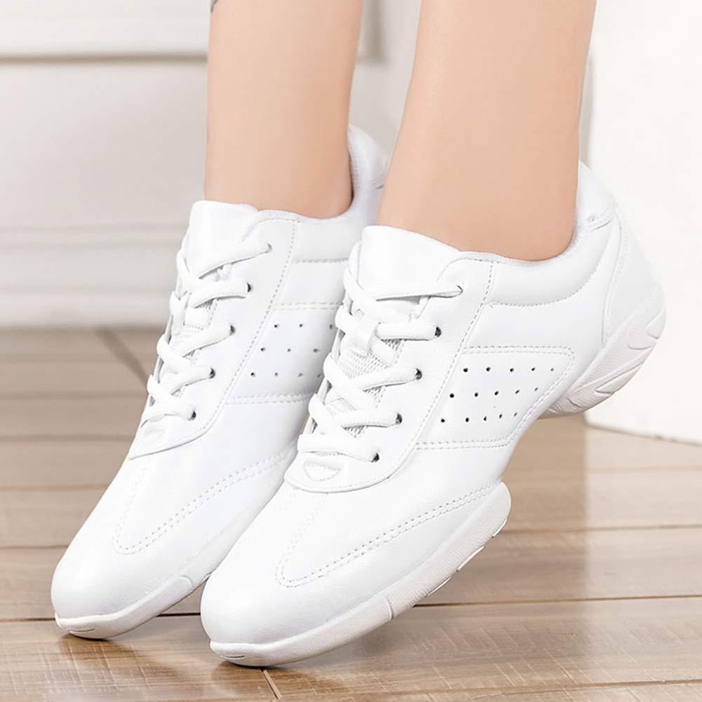 Memory Dance Trainers Turnschuhe Jazz Dance Trainers Dance Ladies Girls Greek Dance schuhe schwarz Weiß 47eabf