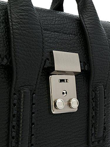 3 Leather Phillip AP170226WSKBA001 1 Black Handbag Women's Lim qxYnqUFwrZ