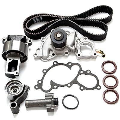 SCITOO Timing Belt Water Pump Kit Fits 3.0L Toyota 4Runner Pickup T100 2958CC V6 SOHC 12V 3VZE 1993-1995: Automotive