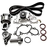 Scitoo Timing Belt Water Pump Kit Fits 3.0L Toyota 4Runner Pickup T100 2958CC V6 SOHC 12V 3VZE 1993-1995
