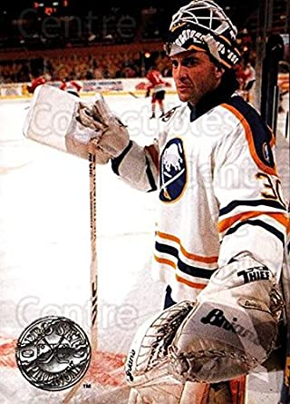 Amazon Com Ci Clint Malarchuk Hockey Card 1991 92 Pro Set