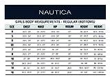 Nautica Girls' Big School Uniform Pleated Scooter