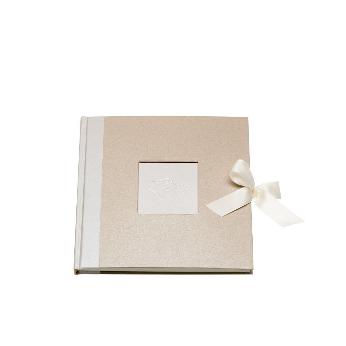 colore: Avorio 192 pagine 21 x 21 cm Libro degli ospiti Forever R/össler Papier 18781002124