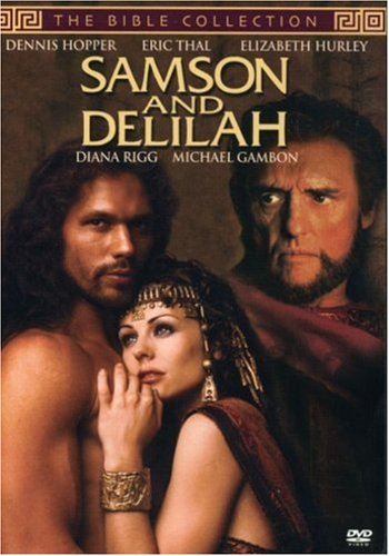 (Samson and Delilah (The Bible Collection))