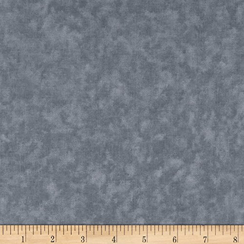 Quilt Backing 108 Wide - Santee Print Works 108in Wide Cotton Blenders Quicksilver Fabric by The Yard