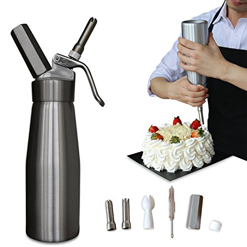 Professional Whipped Dispenser Aluminium Whipper product image