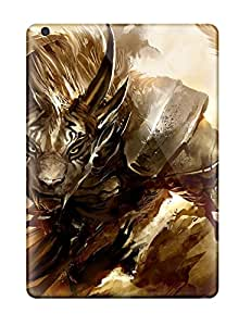 Goodfashions2001 SmD1690ujAF Cases For Ipad Air With Nice Tiger Warrior Appearance