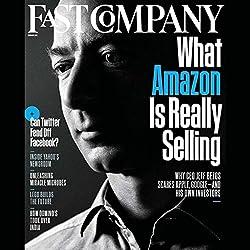 Audible Fast Company, February 2015