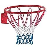 Whimsical Sports Basketball Rim 12inch, Orange