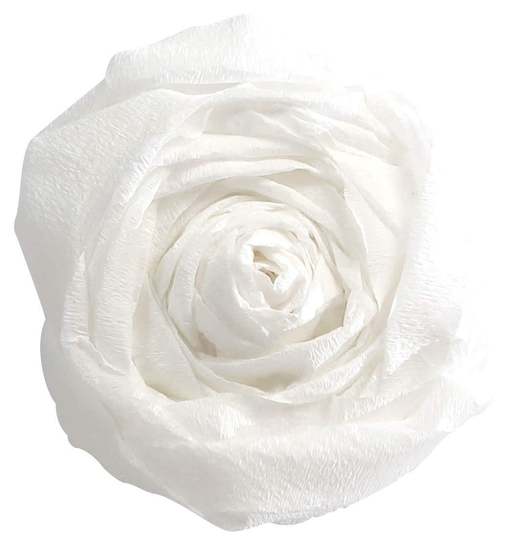 Clairefontaine 95101C Carta Crespa Bianco