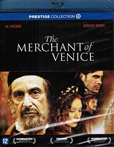 The Merchant of Venice (Blu-ray/DVD Combo)