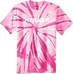 Koloa Youth Original Logo Tie Dye Shirts...