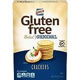 Lance Gluten Free Baked Crackers, Original, 5 Ounce