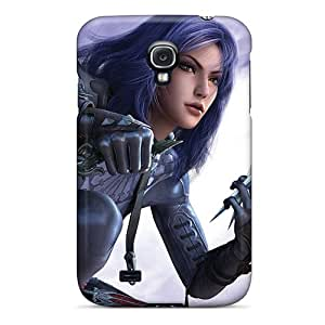 Pretty AnzTfgR795axYRy Galaxy S4 Case Cover/ Guild Wars Factions Series High Quality Case