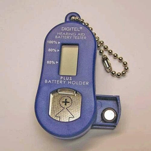 Hearing Aid Battery Tester (Generic Packaging)