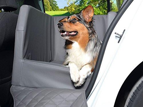 OG-OB-MV xs OG-OB-MV xs PadsForAll Car Dog Bey, Rear Seat Cover, Car Blanket, Also in Visco Elastic, Silver