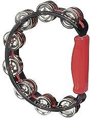 Luminote Tambourine, Red (LNT510R)