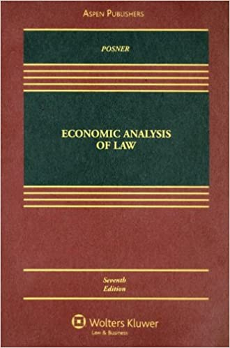 Economic Analysis of Law: Amazon.es: Richard A Posner: Libros en ...